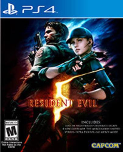 PS4 / Resident Evil 5 HD