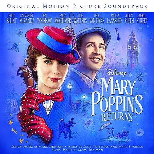 Various Artists / Mary Poppins Returns (Original Motion Picture Soundtrack)