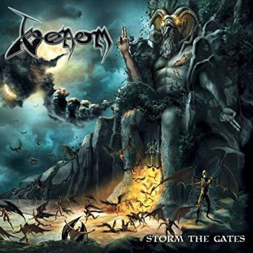 Venom / Storm The Gates