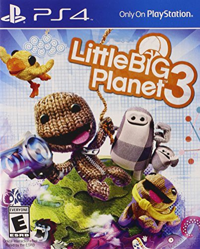 PS4 / Little Big Planet 3